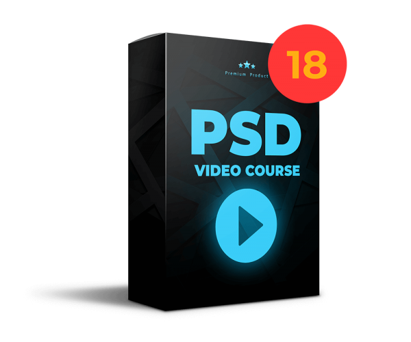 PSD-Video-course